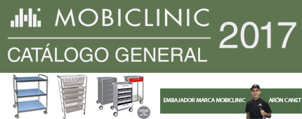 Mobiclinic presenta su nuevo catalogo general 2017